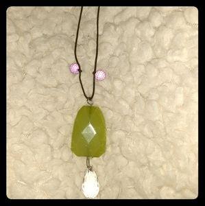 Green Seeki Necklace